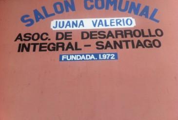 Asociacion de Desarrollo Integral Santiago-18 de agosto